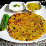 Asparagus Indian Bread