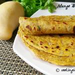 Mango Roti