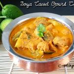 Soya Teasel Gourd Curry